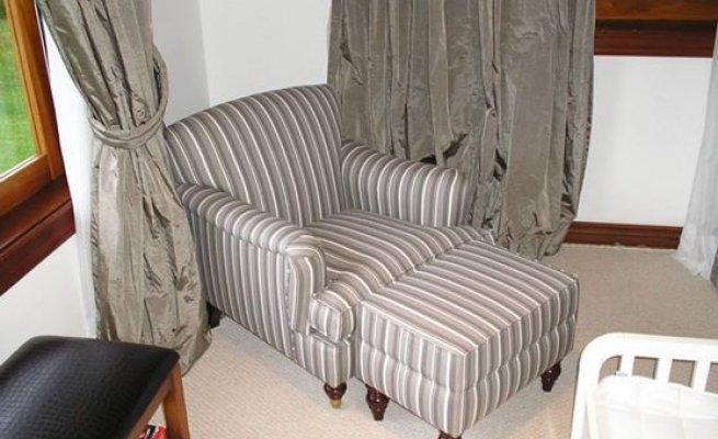 Serviço de tapeçaria