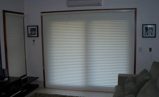 cortina Horizontal Metais Prec